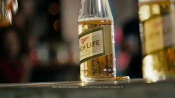 Miller High Life TV Spot, 'Ever Since' Song by Bill Backer - Thumbnail 3