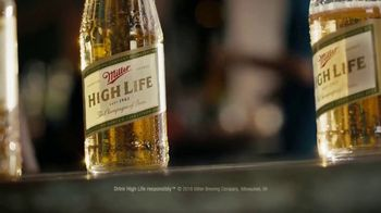 Miller High Life TV Spot, 'Ever Since' Song by Bill Backer - Thumbnail 4