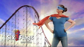 Six Flags Over Texas Combo Passes TV Spot, 'Superhero' - Thumbnail 2