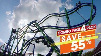 Six Flags Over Texas Combo Passes TV Spot, 'Superhero' - Thumbnail 4