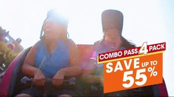 Six Flags Over Texas Combo Passes TV Spot, 'Superhero' - Thumbnail 5