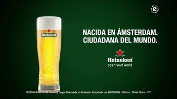 Heineken TV Spot, 'Nacida en Amsterdam' [Spanish] - Thumbnail 7