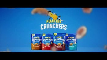 Planters Crunchers TV Spot, 'Snack Time' - Thumbnail 9