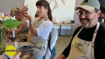 Visit Santa Cruz County TV Spot, 'The Best Plan: Annieglass' - Thumbnail 8