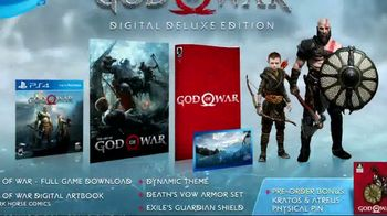 God of War Digital Deluxe Edition TV Spot, 'FOX: Fulfill the Promise' - Thumbnail 10