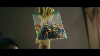 Ziploc TV Spot, 'Avengers: Infinity War: domina el juego' [Spanish] - Thumbnail 5