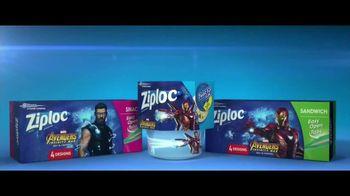 Ziploc TV Spot, 'Avengers: Infinity War: domina el juego' [Spanish] - Thumbnail 6