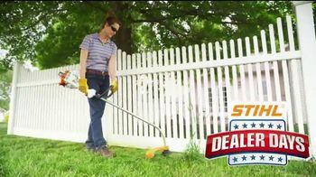 STIHL Dealer Days TV Spot, 'Pick Your Power: Fuel or Battery Trimmer' - Thumbnail 3