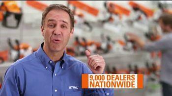STIHL Dealer Days TV Spot, 'Pick Your Power: Fuel or Battery Trimmer' - Thumbnail 6