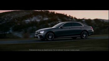 2018 Mercedes-Benz E300 Sport Sedan TV Spot, 'Everything and More' [T2] - Thumbnail 1