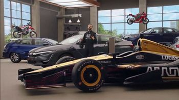 Honda Dream Garage Spring Event TV Spot, 'Electrifying' [T2] Feat. James Hinchcliffe - Thumbnail 6