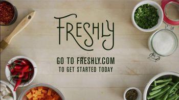 Freshly TV Spot, 'Eat Healthy' - Thumbnail 9
