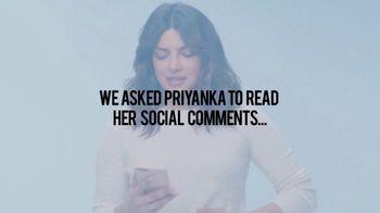 Pantene TV Spot, 'Go Gentle: Priyanka Chopra Reacts to Comments' - Thumbnail 1