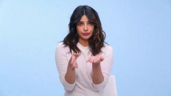Pantene TV Spot, 'Go Gentle: Priyanka Chopra Reacts to Comments' - Thumbnail 5