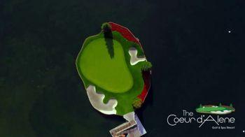 The Coeur d'Alene Resort TV Spot, 'Floating Green' - Thumbnail 2