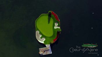 The Coeur d'Alene Resort TV Spot, 'Floating Green' - Thumbnail 3
