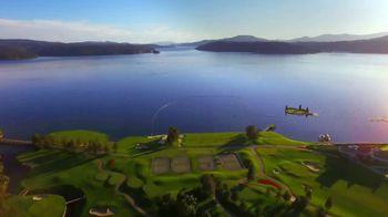 The Coeur d'Alene Resort TV Spot, 'Floating Green' - Thumbnail 4