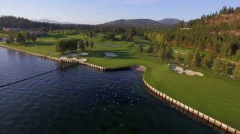 The Coeur d'Alene Resort TV Spot, 'Floating Green' - Thumbnail 5