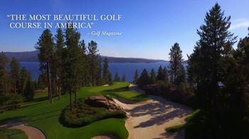 The Coeur d'Alene Resort TV Spot, 'Floating Green' - Thumbnail 6