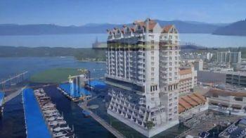 The Coeur d'Alene Resort TV Spot, 'Floating Green' - Thumbnail 7