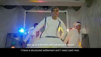J.G. Wentworth TV Spot, 'Shot at the Spot: Cash Advance'