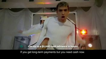 J.G. Wentworth TV Spot, 'Shot at the Spot: Cash Advance' - Thumbnail 7