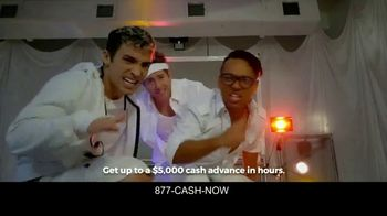 J.G. Wentworth TV Spot, 'Shot at the Spot: Cash Advance' - Thumbnail 8