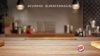 Burger King King Savings TV Spot, 'Breakfast Just Got Better' - Thumbnail 1