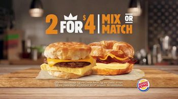 Burger King King Savings TV Spot, 'Breakfast Just Got Better' - Thumbnail 5