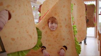 Heinz Real Mayonnaise TV Spot, 'Sandwiches Can't Resist the Taste' - Thumbnail 6