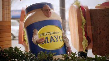 Heinz Real Mayonnaise TV Spot, 'Sandwiches Can't Resist the Taste' - Thumbnail 7
