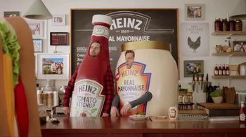 Heinz Real Mayonnaise TV Spot, 'Sandwiches Can't Resist the Taste' - Thumbnail 8