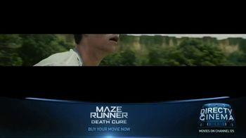 DIRECTV Cinema TV Spot, 'Maze Runner: The Death Cure' - Thumbnail 1