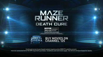 DIRECTV Cinema TV Spot, 'Maze Runner: The Death Cure' - Thumbnail 10