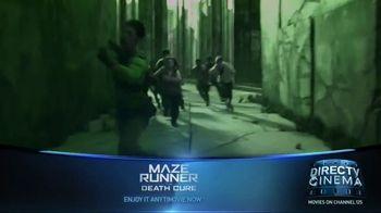 DIRECTV Cinema TV Spot, 'Maze Runner: The Death Cure' - Thumbnail 2