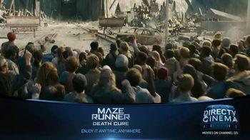 DIRECTV Cinema TV Spot, 'Maze Runner: The Death Cure' - Thumbnail 3