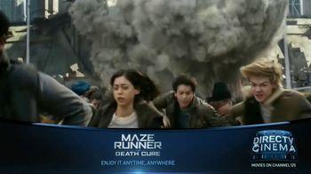 DIRECTV Cinema TV Spot, 'Maze Runner: The Death Cure' - Thumbnail 4