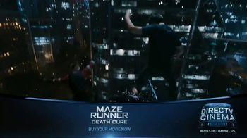 DIRECTV Cinema TV Spot, 'Maze Runner: The Death Cure' - Thumbnail 6