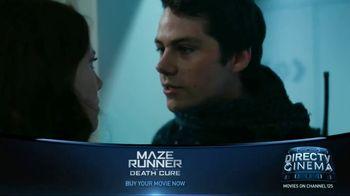 DIRECTV Cinema TV Spot, 'Maze Runner: The Death Cure' - Thumbnail 7