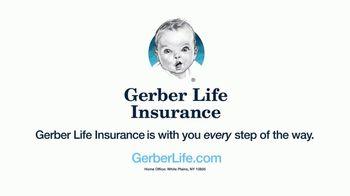 Gerber Life Insurance TV Spot, 'Not On Your Own' - Thumbnail 7