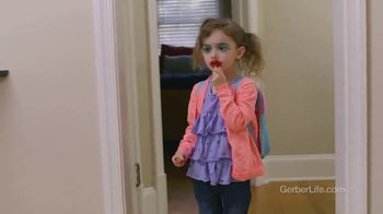 Gerber Life Insurance TV Spot, 'Not On Your Own' - 137 commercial airings
