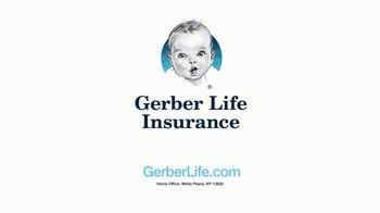 Gerber Life Insurance TV Spot, 'Not On Your Own' - Thumbnail 6