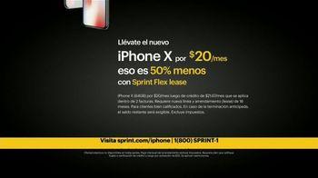 Sprint Flex TV Spot, 'Peluquería' con Carlos Valderrama [Spanish] - Thumbnail 8