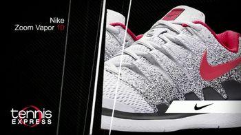 Tennis Express TV Spot, 'New Nike Shoes'