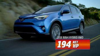 2018 Toyota RAV4 Hybrid TV Spot, 'Redefining What a Hybrid Can Be'