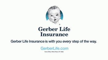 Gerber Life Insurance TV Spot, 'Your Child's Energy = Another Level' - Thumbnail 8