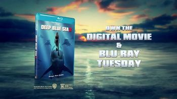 Deep Blue Sea 2 Home Entertainment TV Spot - Thumbnail 9