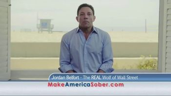 Make America Sober Again TV Spot, 'Wolf of Wall Street' Ft. Jordan Belfort - Thumbnail 1