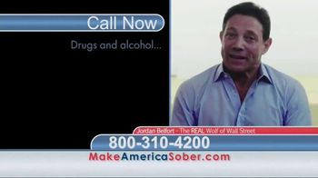 Make America Sober Again TV Spot, 'Wolf of Wall Street' Ft. Jordan Belfort
