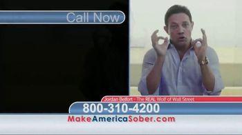 Make America Sober Again TV Spot, 'Wolf of Wall Street' Ft. Jordan Belfort - Thumbnail 6
